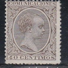 Sellos: ESPAÑA, 1889 - 1901 EDIFIL Nº 223 /**/ . Lote 144260838