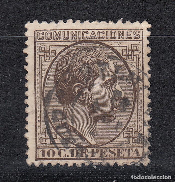 1878 EDIFIL 192 USADO. ALFONSO XII (Sellos - España - Alfonso XII de 1.875 a 1.885 - Usados)