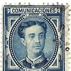 Sellos: 10 CÉNTIMOS ALFONSO XII - 1876. Lote 145586578