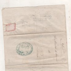 Sellos: 1883 ALCALDIA CONSTITUCIONAL LLANES ASTURIAS. . Lote 146559574