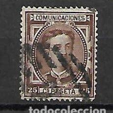 Sellos: ALFONSO XII. ESPAÑA. EMIT. 1-6-1876. Lote 156598254