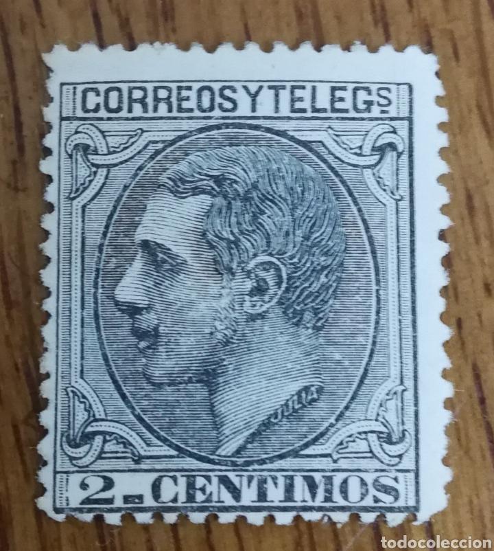 ESPAÑA: N°200 MH. (Sellos - España - Alfonso XII de 1.875 a 1.885 - Nuevos)