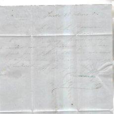 Sellos: CARTA DE BOSTON A CADIZ. 1875. VER SELLOS. Lote 164680902
