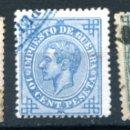 Sellos: EDIFIL 183, 184 Y 188. USADOS.. Lote 164734840