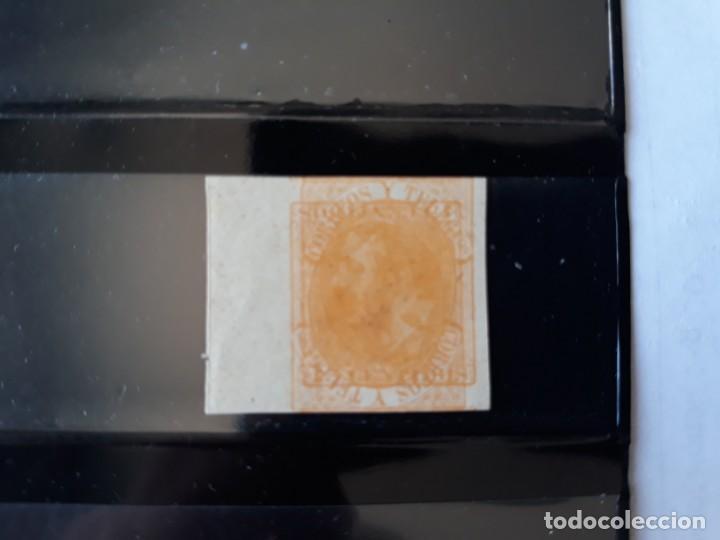 EDIFIL 210 *. DOBLE IMPRESION. SIN DENTAR. ESPAÑA 1882 (Sellos - España - Alfonso XII de 1.875 a 1.885 - Nuevos)
