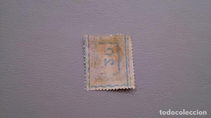 Sellos: ESPAÑA-1875 - ALFONSO XII - EDIFIL 167 - MH* - NUEVO - LUJO - COLOR VIVO E INTENSO - VALOR CAT. 165€ - Foto 2 - 166651526