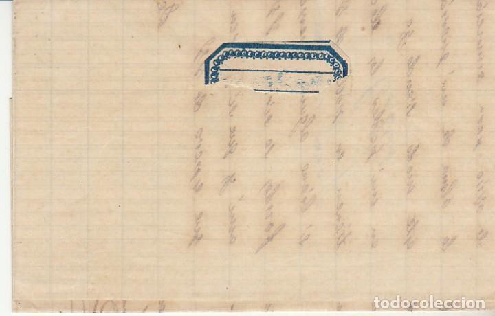 Sellos: Sellos 175 y 183. ALFONSO XII. VICH a BARCELONA. 1877. - Foto 2 - 172073037