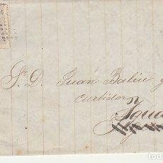 Sellos: SELLO 204. ALFONSO XII. BARCELONA A YGUALADA.1879.. Lote 172411398