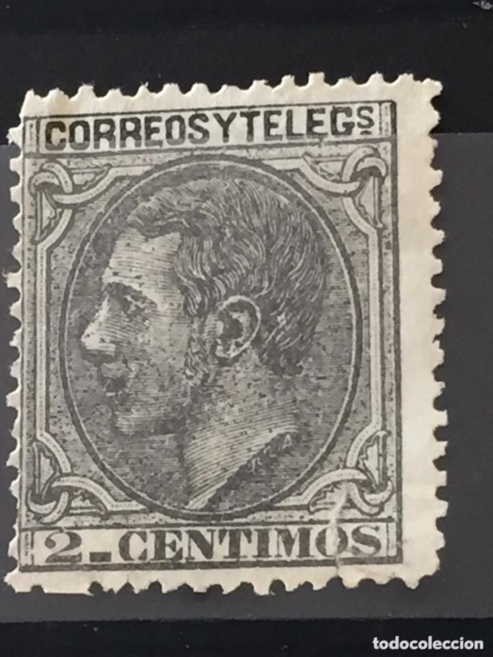 Sellos: Lote sellos nuevos edifil 201,202,200,210 Alfonso XII - Foto 8 - 173514680