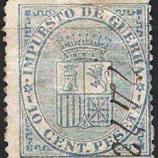Sellos: EDIFIL Nº 142 USADO (3,25 € ). Lote 176249129