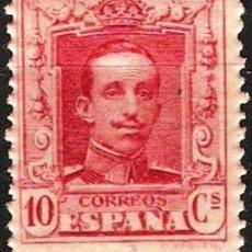 Selos: EDIFIL Nº 313* * 10C CARMIN NUEVO ( 9,00 € ). Lote 176249457