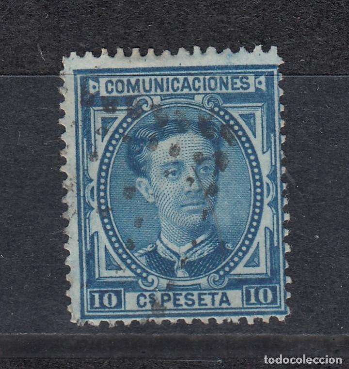 1876 EDIFIL 175 USADO. ALFONSO XII (1019) (Sellos - España - Alfonso XII de 1.875 a 1.885 - Usados)