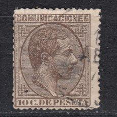 Sellos: 1878 EDIFIL 192 USADO. ALFONSO XII (1019). Lote 182077153