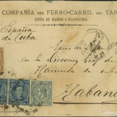 Sellos: ESPAÑA. ALFONSO XII. ALFONSO XII REF: 10715. Lote 183108065