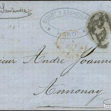 Sellos: ESPAÑA. ALFONSO XII. ALFONSO XII. MATASELLO A, DE HARO. REF: 10712. Lote 183108275