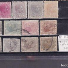 Timbres: JJ3- COLONIAS PUERTO RICO EDIFIL 24/ 41. Lote 185757875