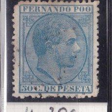 Sellos: TT10- COLONIAS FERNANDO POO EDIFIL 4. Lote 186033791