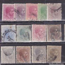 Sellos: JJ12- CLÁSICOS COLONIAS PUERTO RICO EDIFIL 42/54. Lote 186119632