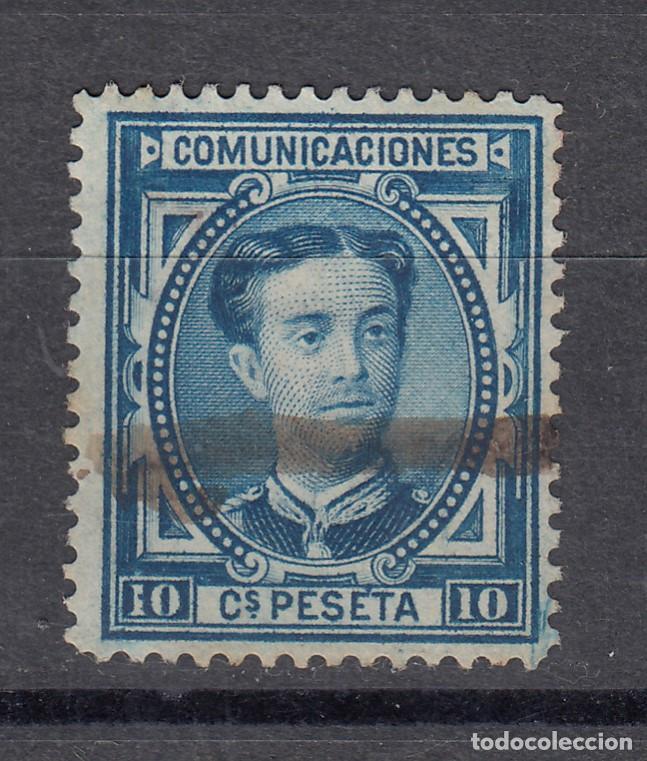 1876 EDIFIL 175 USADO. ALFONSO XII (1219) (Sellos - España - Alfonso XII de 1.875 a 1.885 - Usados)