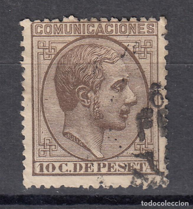 1878 EDIFIL 192 USADO. ALFONSO XII (1219) (Sellos - España - Alfonso XII de 1.875 a 1.885 - Usados)