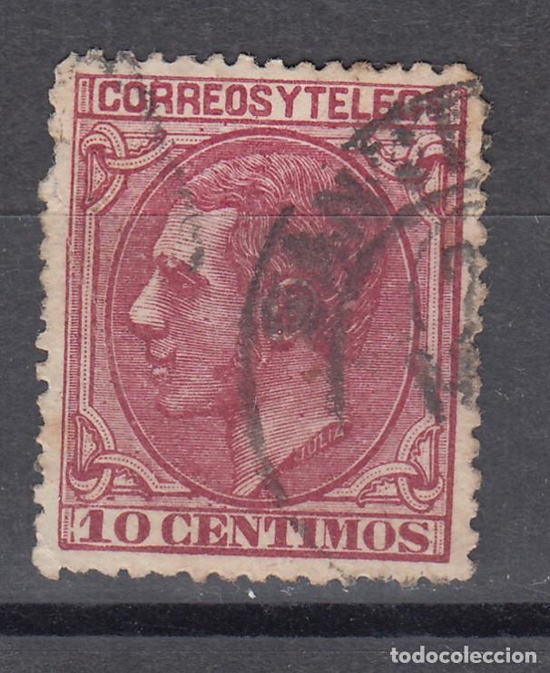 1879 EDIFIL 202 USADO. ALFONSO XII (1219) (Sellos - España - Alfonso XII de 1.875 a 1.885 - Usados)