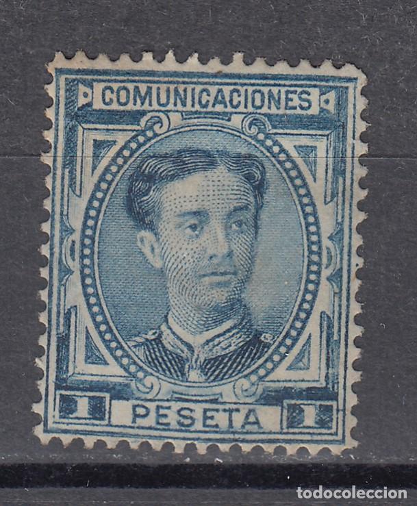 1876 EDIFIL 180** NUEVO SIN CHARNELA. ALFONSO XII (1219-2) (Sellos - España - Alfonso XII de 1.875 a 1.885 - Nuevos)