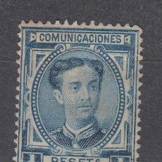 Sellos: 1876 EDIFIL 180** NUEVO SIN CHARNELA. ALFONSO XII (1219-2). Lote 194163953