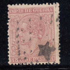 Timbres: 1877 EDIFIL 188 USADO. ALFONSO XII IMPUESTO DE GUERRA (220). Lote 195514743