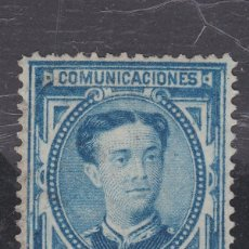 Sellos: ESPAÑA.- SELLO Nº 175 ALFONSO XII NUEVO SIN CHARNELA.. Lote 240143855