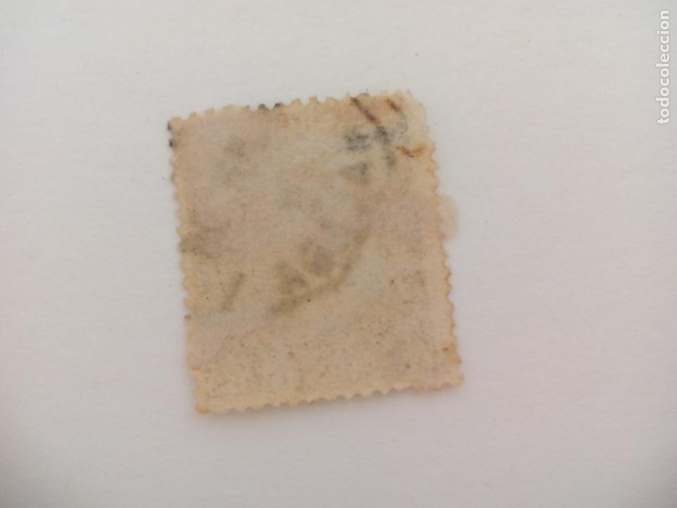 Sellos: SELLO ALFONSO XII. MATASELLOS MALAGA. PELON, 15 CENTIMOS, 1889 - Foto 2 - 206276501