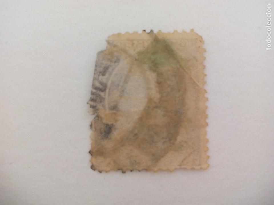 Sellos: SELLO ALFONSO XII. MATASELLOS MALAGA. PELON, 15 CENTIMOS, 1889 - Foto 2 - 206287640