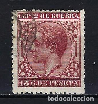 1877 ESPAÑA EDIFIL 188 IMPUESTO DE GUERRA - ALFONSO XII - USADO (Sellos - España - Alfonso XII de 1.875 a 1.885 - Usados)