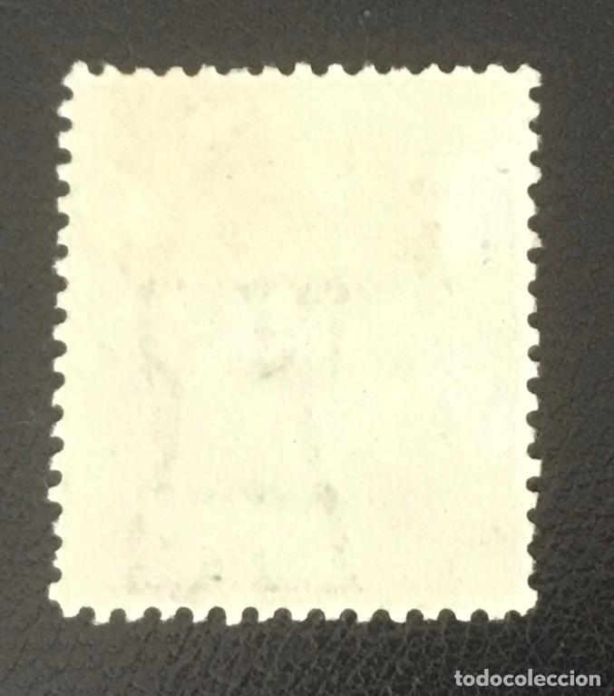 Sellos: 1876-ESPAÑA - ALFONSO XII EDIFIL 175 MH* - 10 CÉNTIMOS AZUL - PIEZA DE LUJO - Foto 2 - 208943058