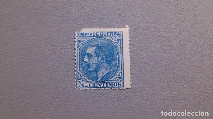 ESPAÑA - 1879 - ALFONSO XII - EDIFIL NE 4 - NO EXPENDIDO - MH* - NUEVO - VALOR CATALOGO 82€ (Sellos - España - Alfonso XII de 1.875 a 1.885 - Nuevos)