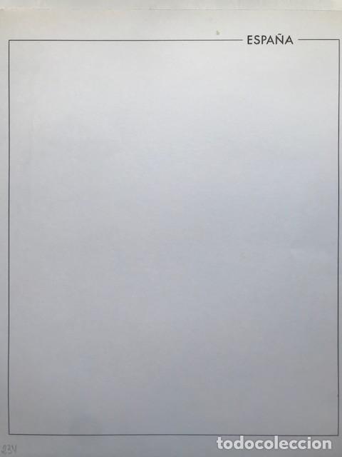 Sellos: Hojas Edifil España año 1977 montadas con filoestuches negros HE70 VER IMAGENES - Foto 9 - 212072346