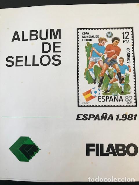 Sellos: España año 1981 HF80 con enteros postales y aerogramas VER IMAGENES - Foto 2 - 212076758