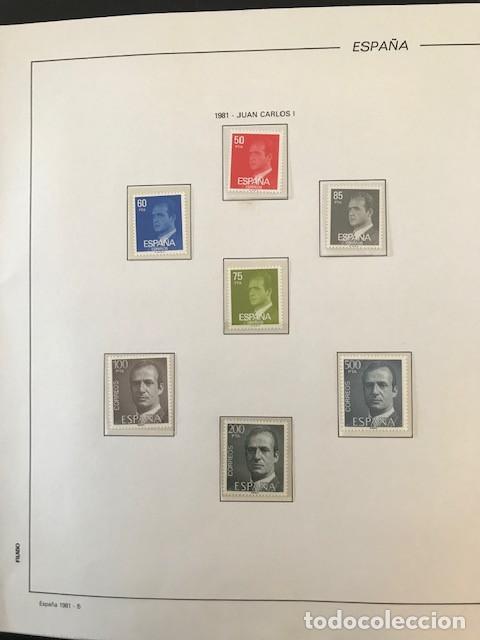 Sellos: España año 1981 HF80 con enteros postales y aerogramas VER IMAGENES - Foto 7 - 212076758