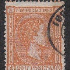 Sellos: 1875 SELLO NUM. 165 USADO. Lote 212199188