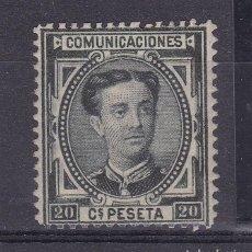 Selos: LL31.-CLÁSICOS EDIFIL 176 NUEVO * LIGERA SEÑAL FIJASELLOS. Lote 219670060