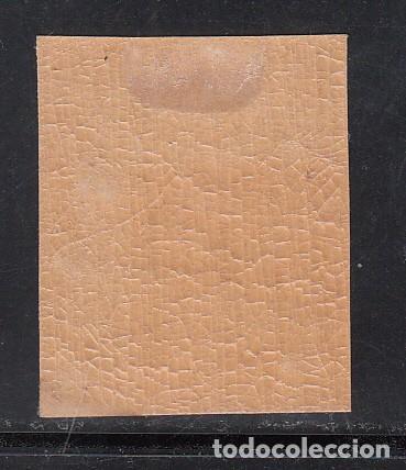 Sellos: ESPAÑA, Franquicia Postal. 1881 EDIFIL Nº 7 /*/, AlegorÍa literaria. - Foto 2 - 231396015
