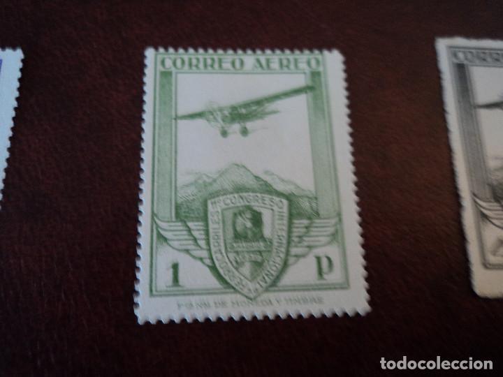 Sellos: 1929 Pro Exposiciones Sevilla y Barcelona, aéreos - Foto 5 - 232674655