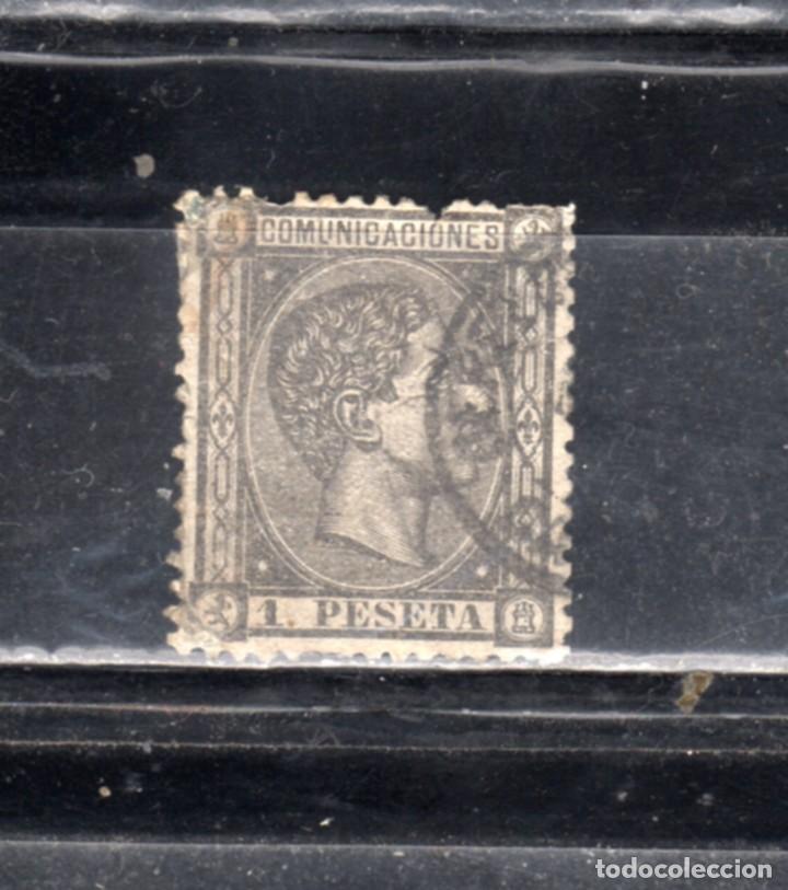 ED Nº 169 REINADO DE ALFONSO XII USADO (Sellos - España - Alfonso XII de 1.875 a 1.885 - Usados)