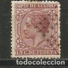 Selos: ESPAÑA EDIFIL NUM. 188 USADO. Lote 240449285