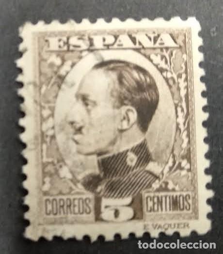 SELLO ESPAÑA. USADO (Sellos - España - Alfonso XII de 1.875 a 1.885 - Usados)