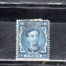 Selos: ED Nº 175 ALFONSO XII USADO. Lote 248044080