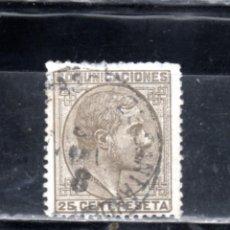 Selos: ED Nº 194 ALFONSO XII USADO. Lote 248047480