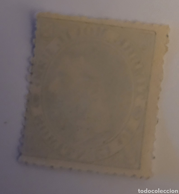 Sellos: Sello de España 1882. Alfonso XII 10 cts. Nuevo - Foto 2 - 254175235