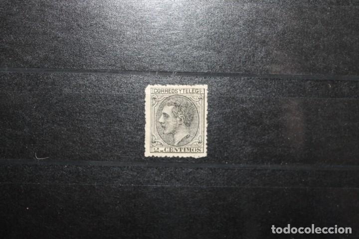 EDIFIL 200 AÑO 1879 USADO SIN SEÑAL DE MATASELLOS (Sellos - España - Alfonso XII de 1.875 a 1.885 - Usados)