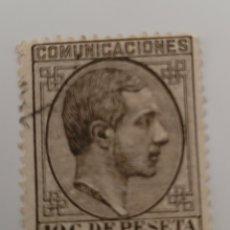 Sellos: SELLO DE ESPAÑA 1878. ALFONSO XII 10 C DE PESETA. NUEVO. Lote 255401990