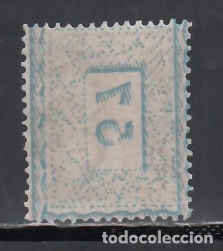 Sellos: ESPAÑA, 1875 EDIFIL Nº 165, 20 c. naranja, Alfonso XII. - Foto 2 - 256065785